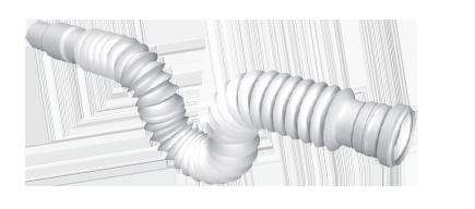 wieloredukcyjne złącza elastyczne