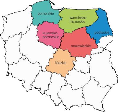 Region północno-wschodni